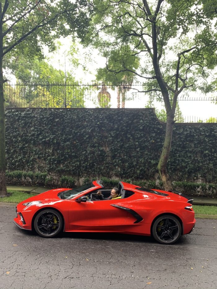 Corvette 2020 en México: ¿un auto para todos los días?