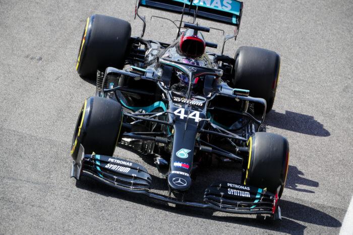 Hamilton consigue su primera pole position en Mugello