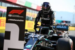 Hamilton consigue su primera pole position en Mugello