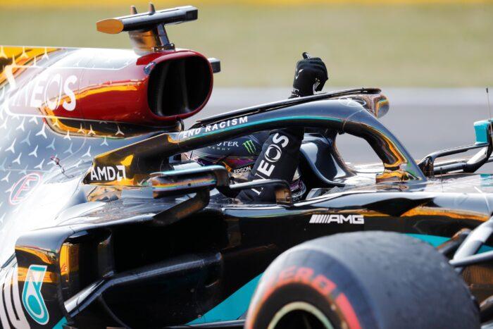 Victoria de Hamilton en accidentado Gran Premio de la Toscana