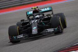 Victoria de Valtteri Bottas en el Gran Premio de Russia