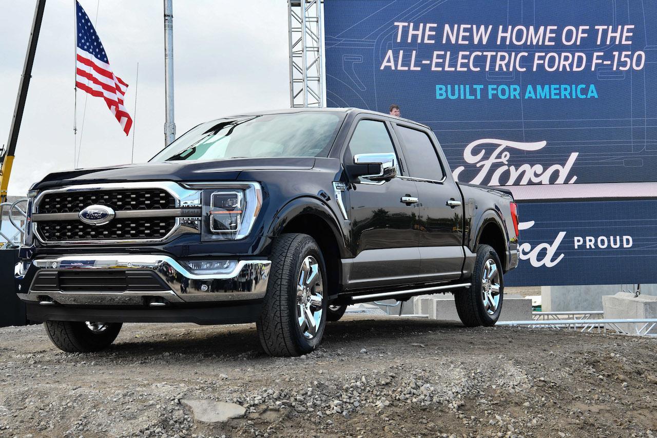 Ford inicia producción de la nueva F-150 y construye nueva planta en Michigan