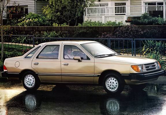 Ford Topaz primera generación