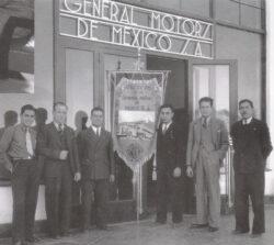 General Motors conmemora 85 años en México