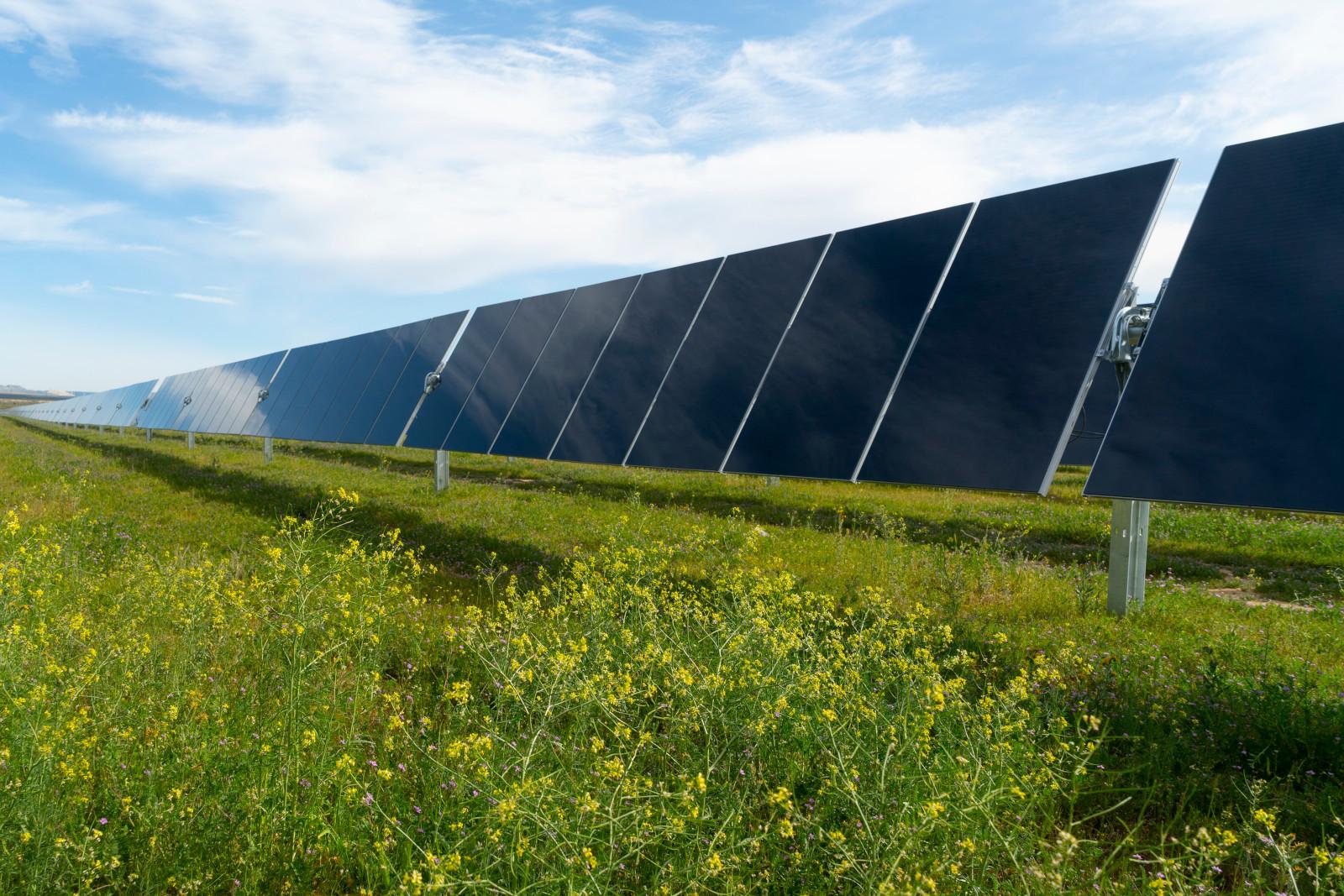 General Motors encamina su transición a energía renovable en Estados Unidos