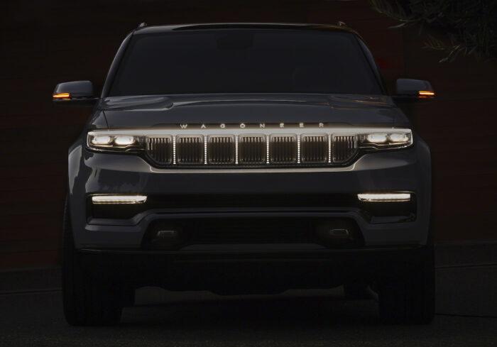 ¡Jeep conquista el territorio Premium! Nueva Grand Wagoneer