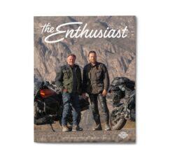 Harley-Davidson relanza la revista The Enthusiast