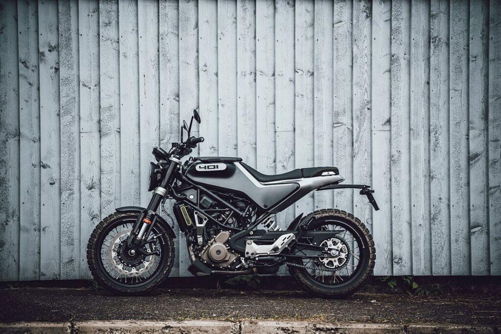 Husqvarna prepara motocicletas eléctricas