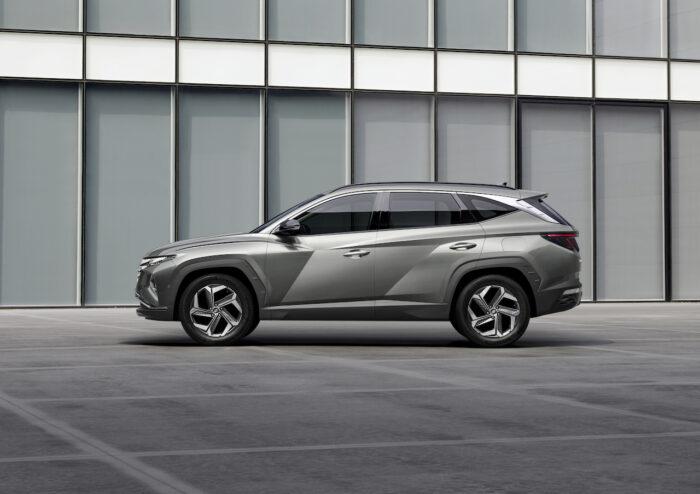 Hyundai presenta el nuevo Tucson