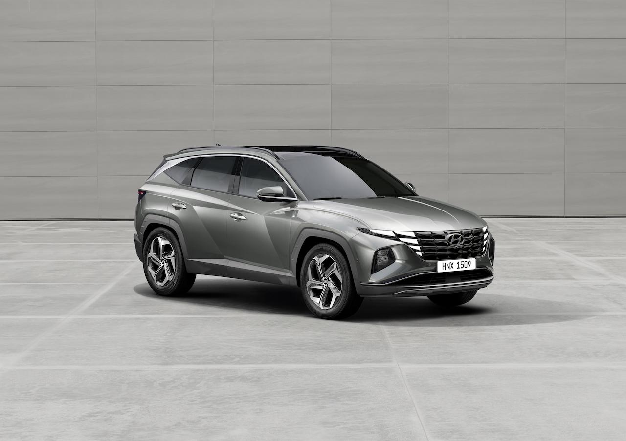 Hyundai presenta el nuevo Tucson, ¡descúbrelo!