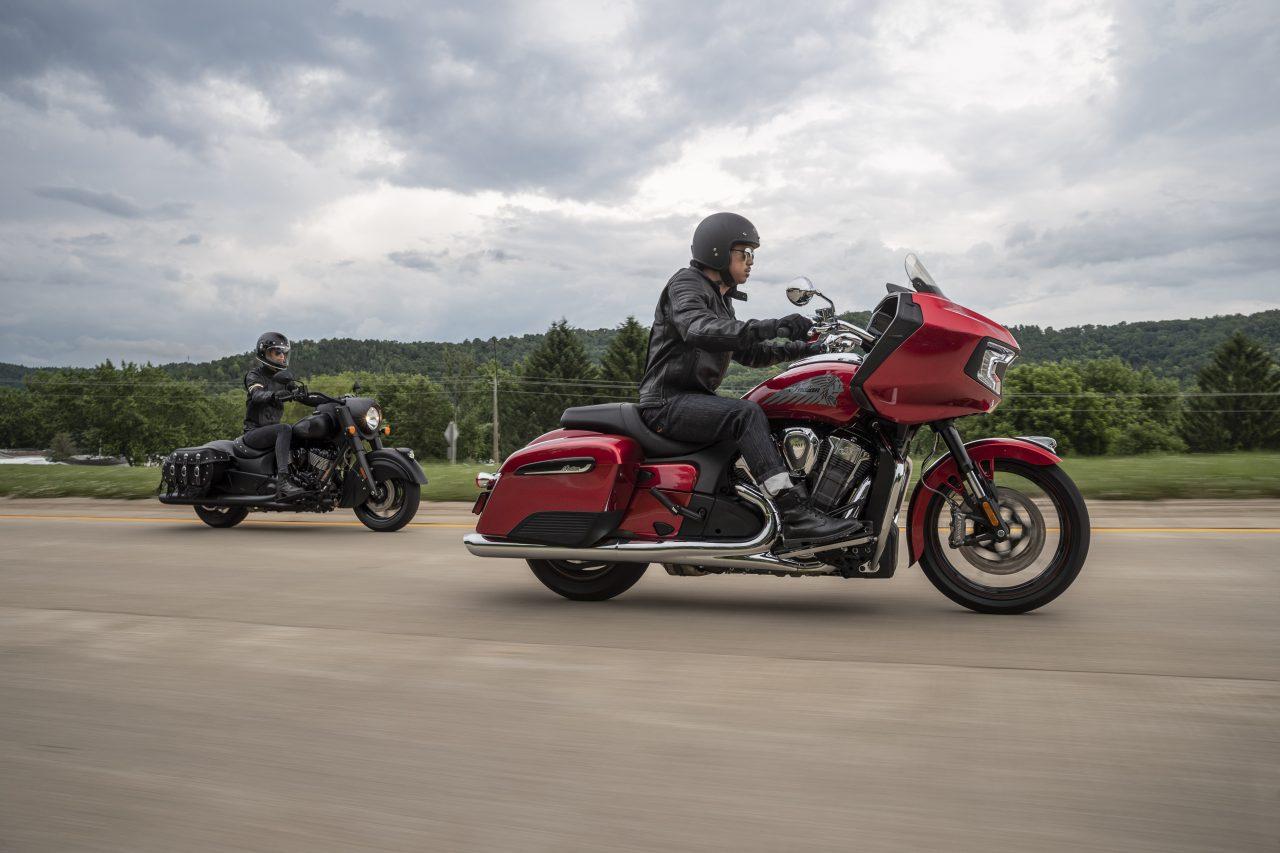 Indian Motorcycle presenta su línea 2021