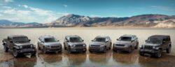 Jeep conmemora 80 años con ediciones especiales