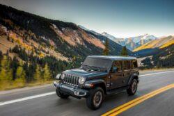 Jeep Wrangler eTorque Mild-Hybrid llega a México