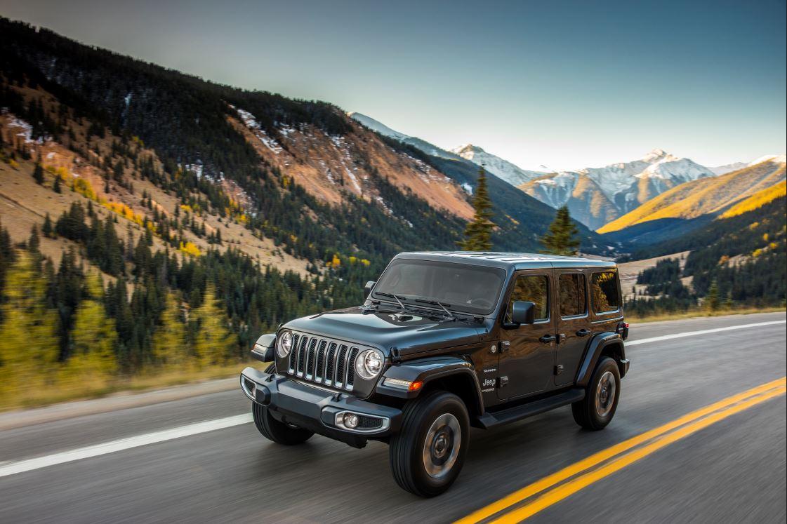 Jeep Wrangler eTorque Mild-Hybrid 2021 llega a México