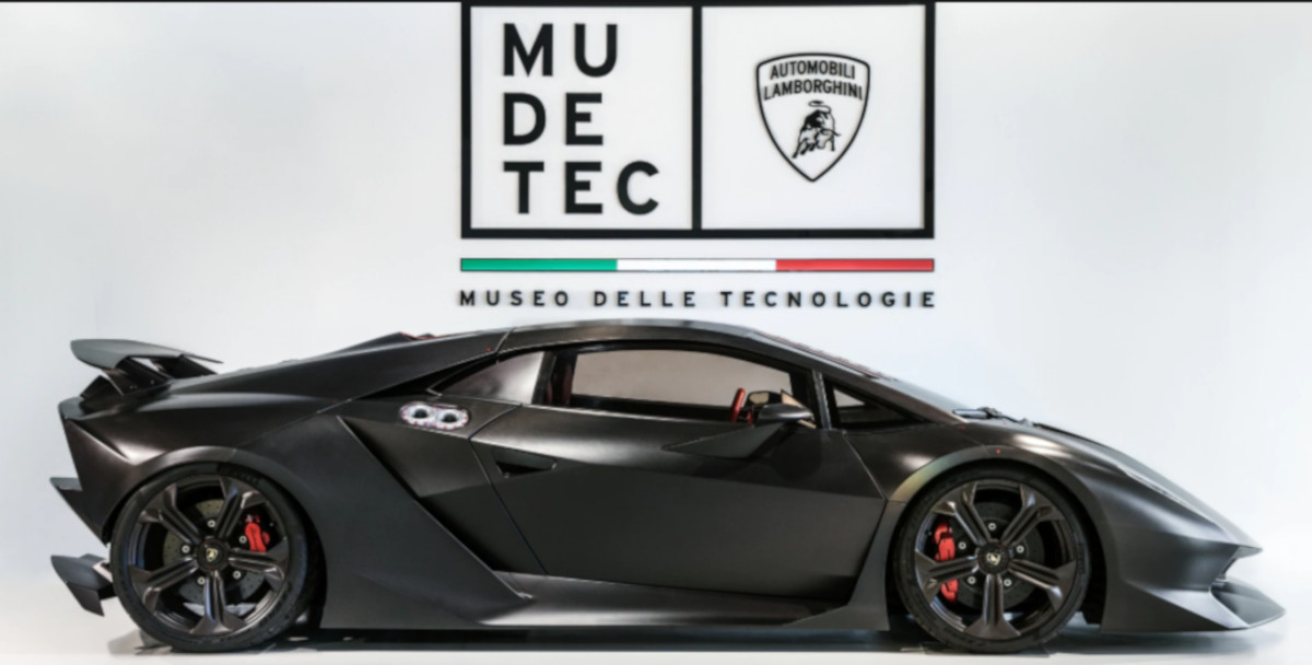 Lunes de museos: Museo Lamborghini Mudetec