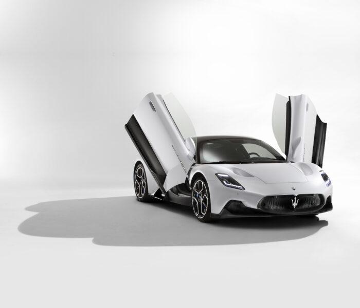 Solo Maserati pudo hacerlo realidad: nace el MC20