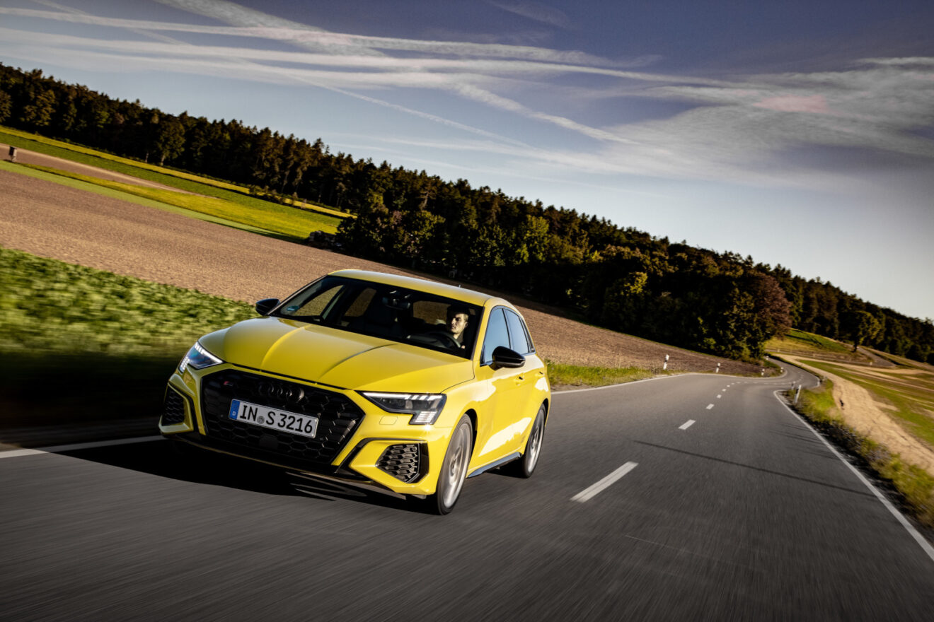 Martes de deportivos: Audi S3 Sportback, BMW M135i y Mercedes-AMG A35