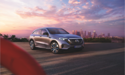 Confirman primer Mercedes-Benz eléctrico en México: EQC