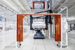 Factory 56, la planta de Mercedes-Benz de 730 millones de euros