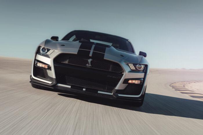 ¿Conoces el Mustang más potente de la historia? GT 500 Shelby