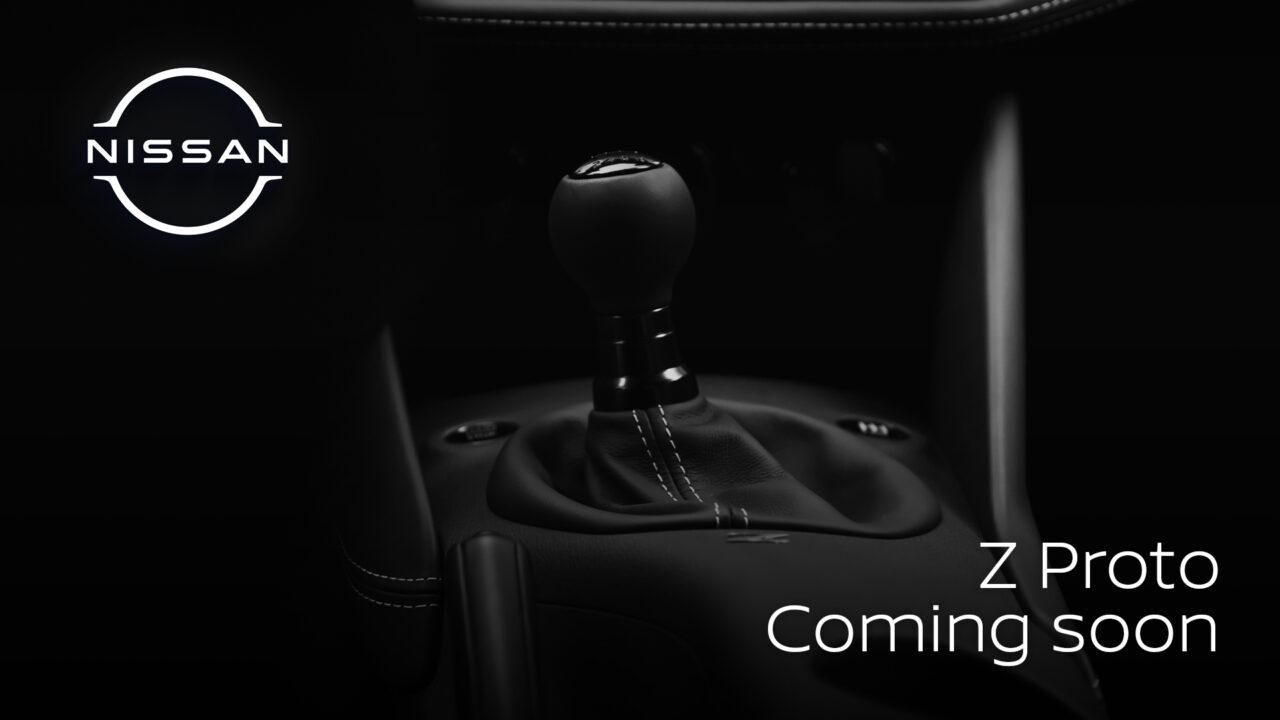 Escucha el rugido del Nissan Z Proto: Video