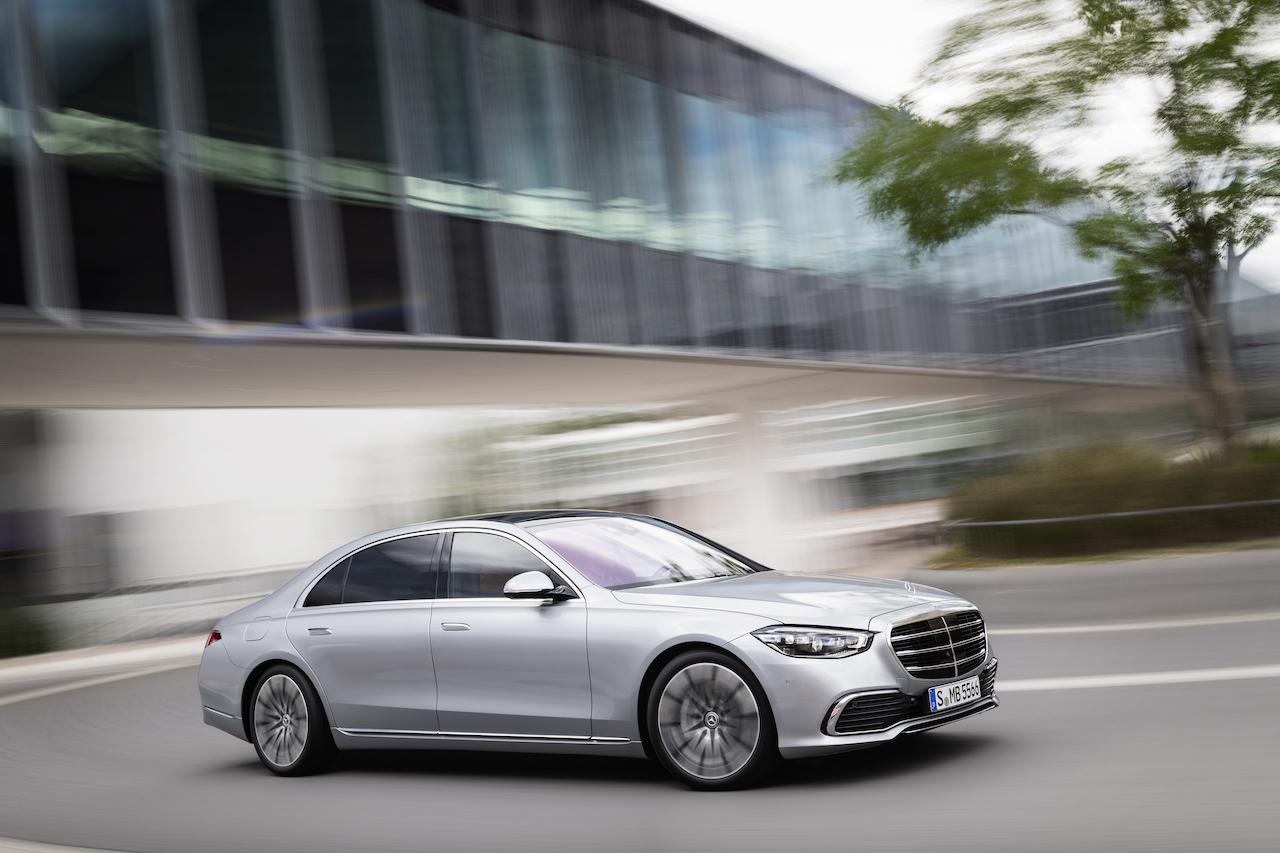 Mercedes-Benz redefine el momento mágico: ¿carrocería y motor?