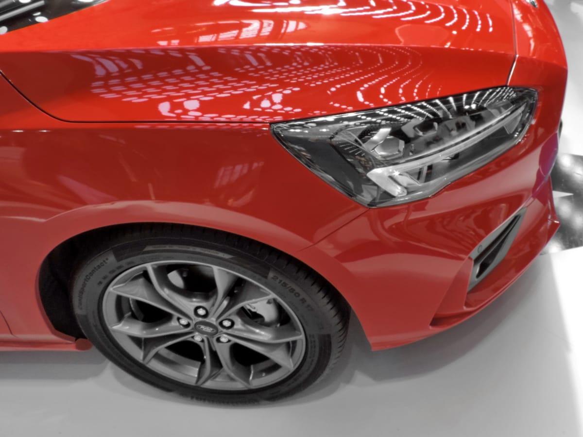 Tipos de pintura para el auto