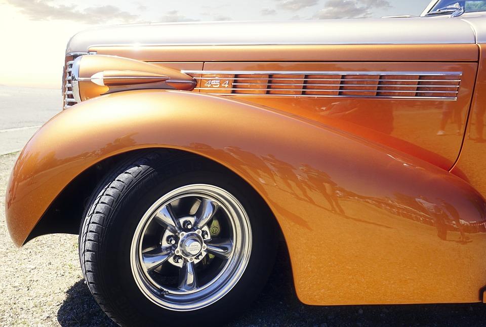 Si quieres que tu auto se vea como nuevo, todo está en la pintura