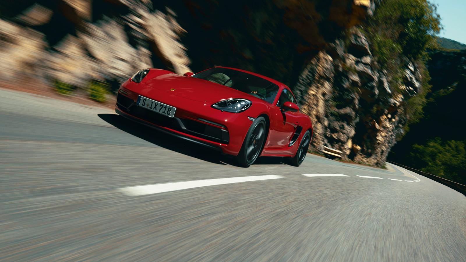 Porsche agrega transmisión PDK a sus modelos 718
