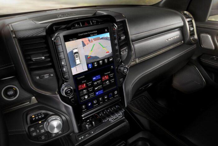 Interior RAM 1500 Mild-Hybrid 2021