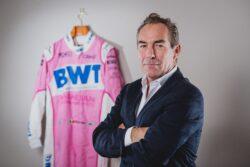Racing Point contrata a un nuevo jefe comercial antes de cambiar a Aston Martin