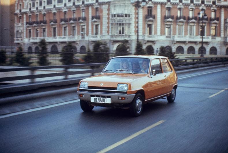 Renault R5: el Goliath de los David