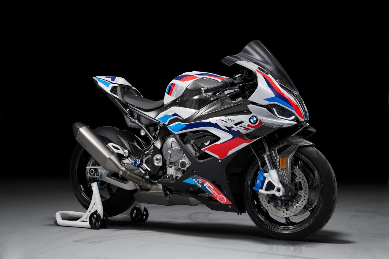 Se presenta la primera motocicleta M de BMW Motorrad