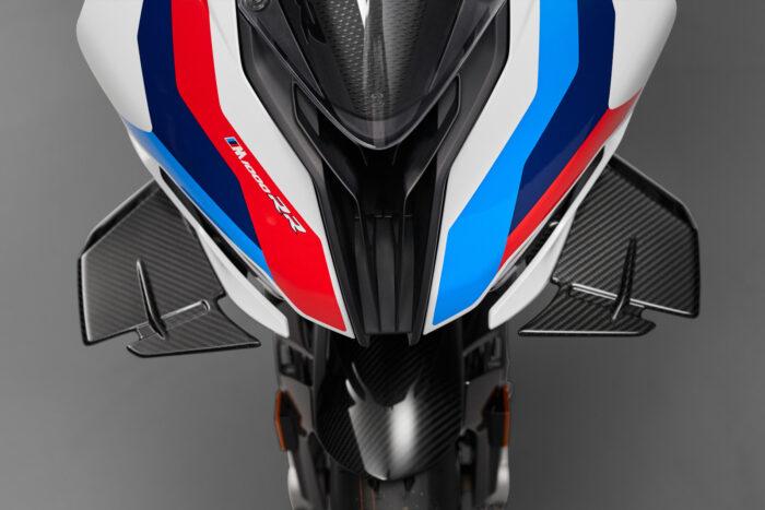 la primera motocicleta M de BMW Motorrad