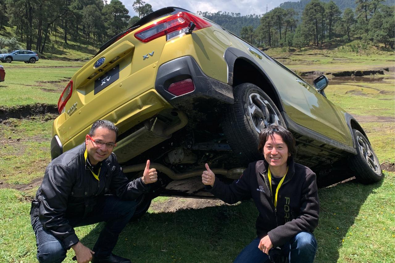 Subaru es japonés, es seguridad, financiamiento y crecimiento en México