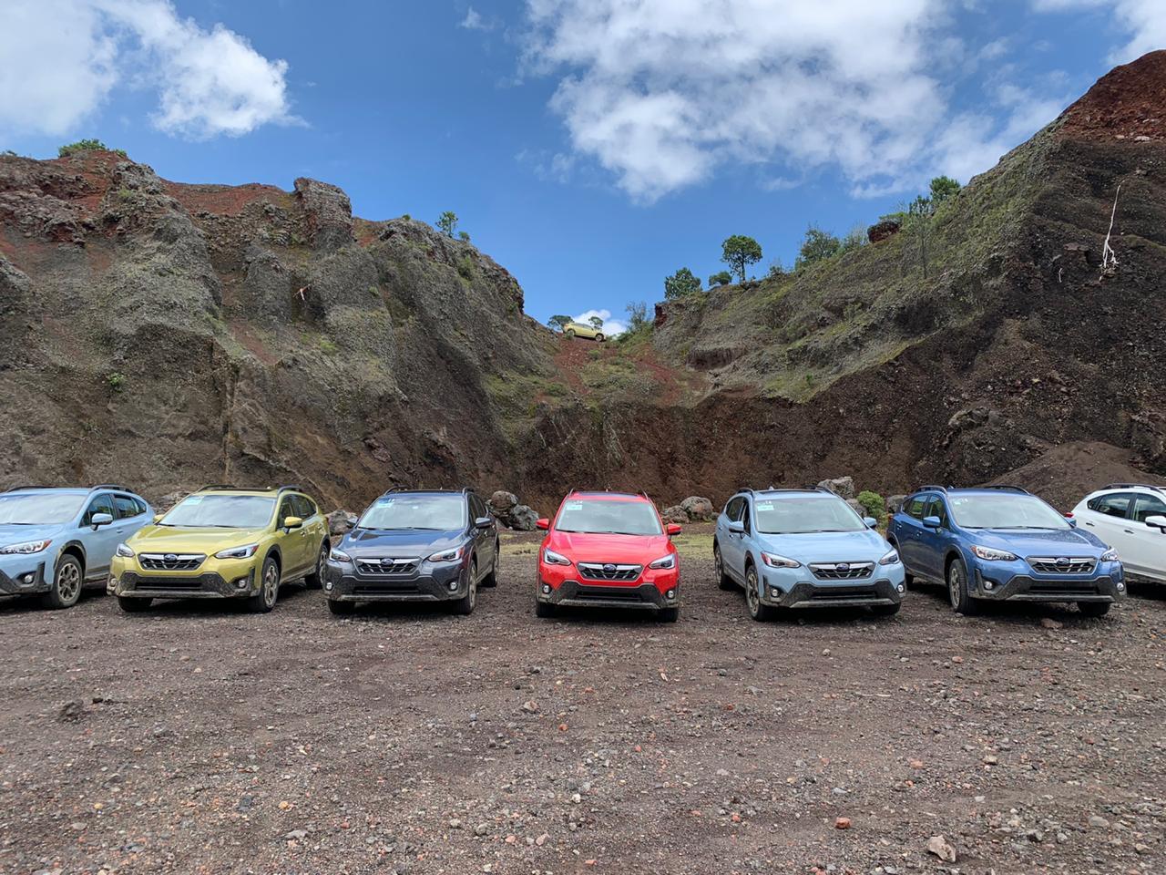 Fun + Adventure: llega Subaru XV 2021