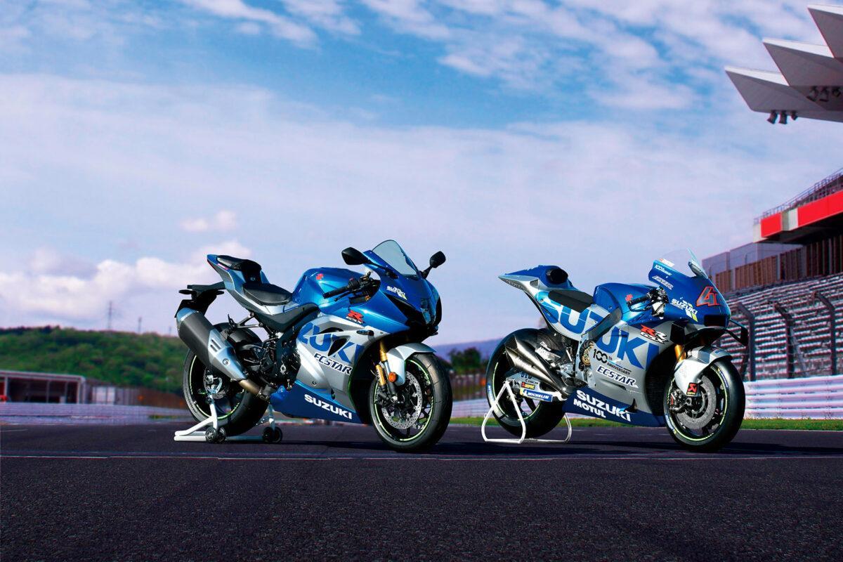 Suzuki conmemora 100 años con motocicletas de edición especial