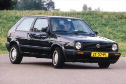 Volkswagen Golf Mk2 1986