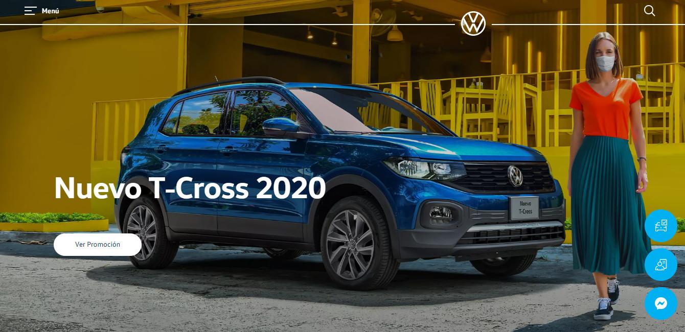 Volkswagen inicia una era digital en México