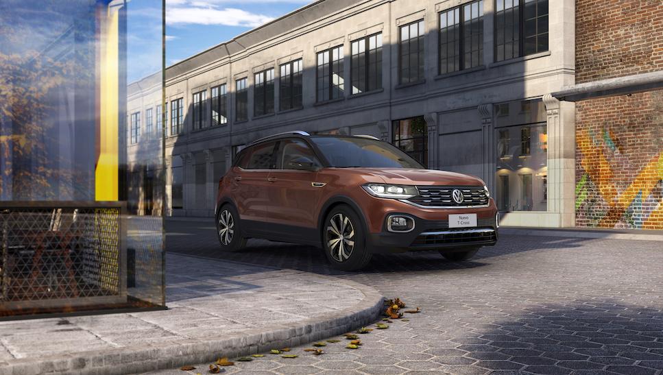 Volkswagen realiza llamado a revisión del T-Cross 2020