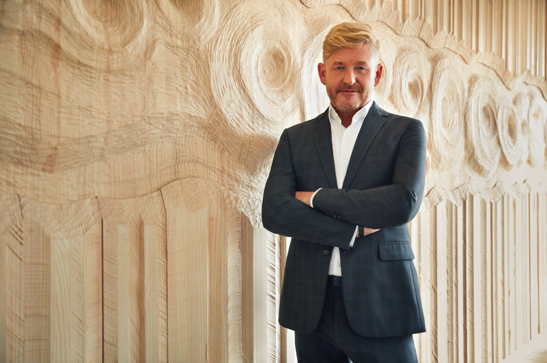 Platicamos con el nuevo CEO de SEAT-Cupra: Wayne Griffiths