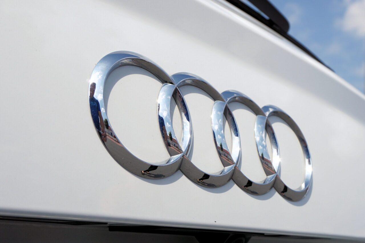 La historia de los 4 aros de Audi en su logotipo