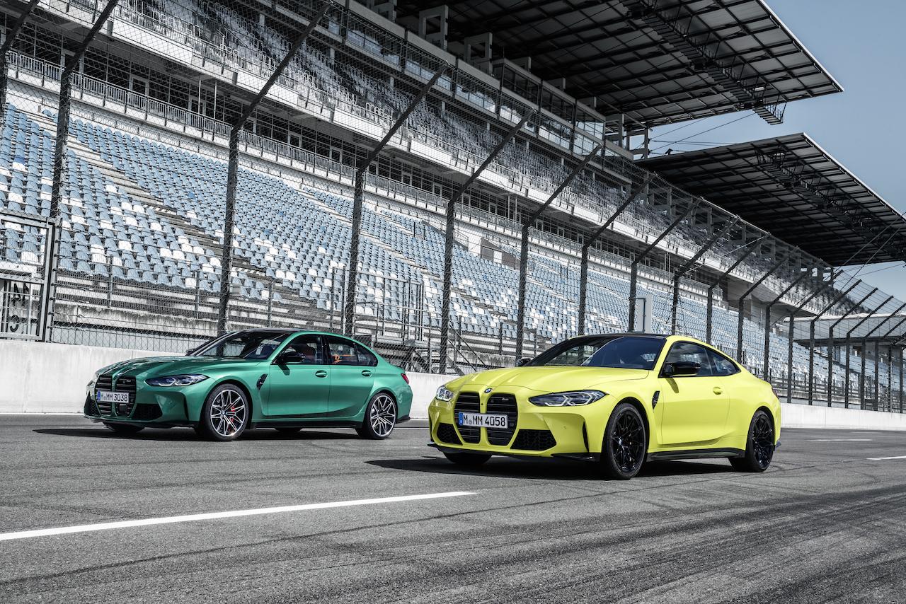 BMW M3 y M4, la última generación de deportivos de alto desempeño