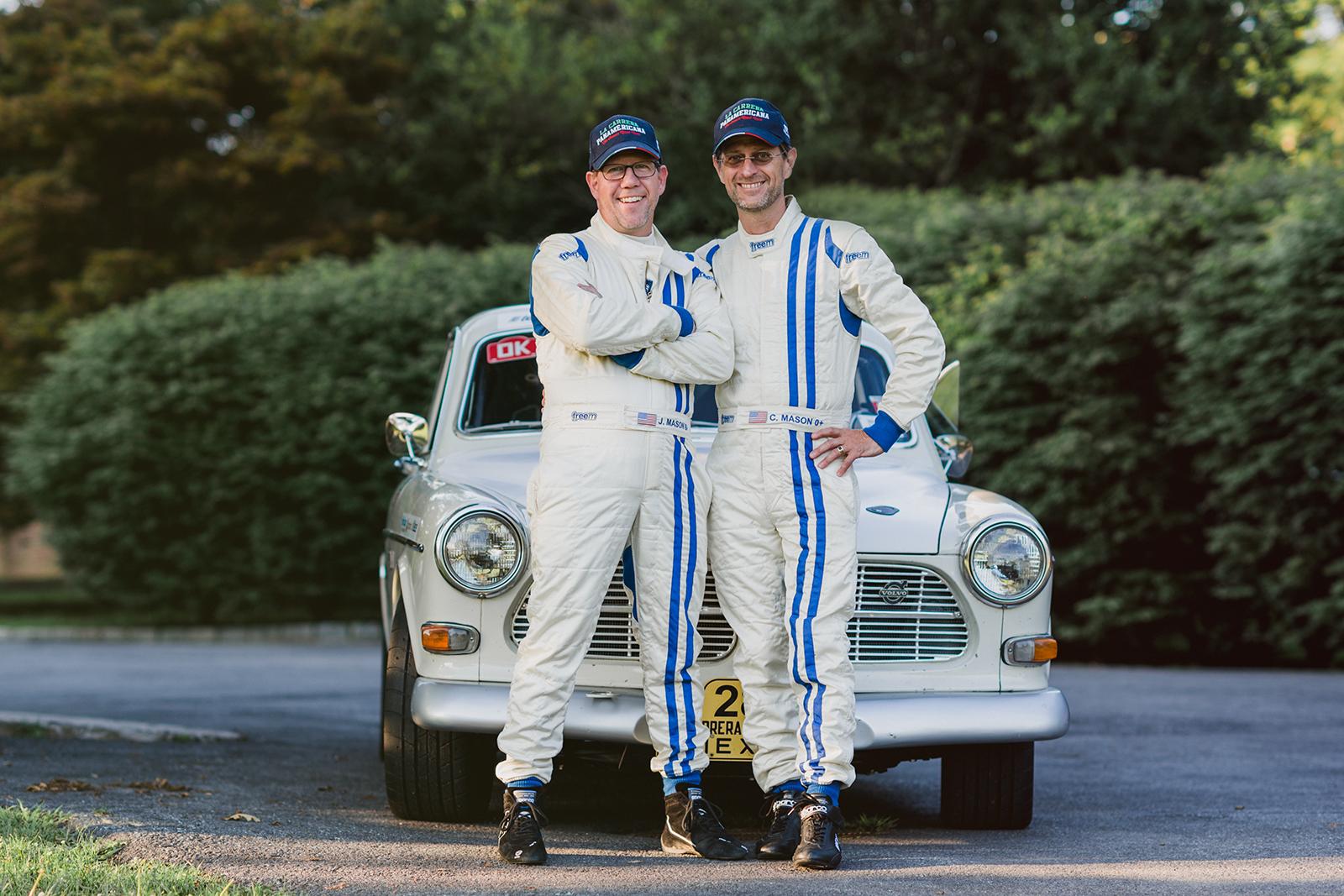 """""""Driving La Carrera, Rally Brothers"""": Historia y adrenalina en México"""