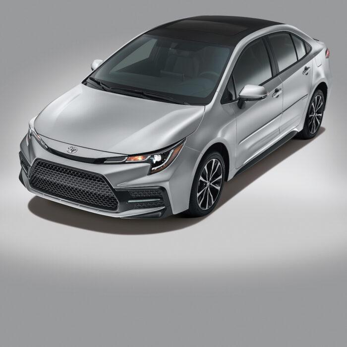 ¡La espera terminó! Llega Toyota Corolla 2021 a los pisos de venta