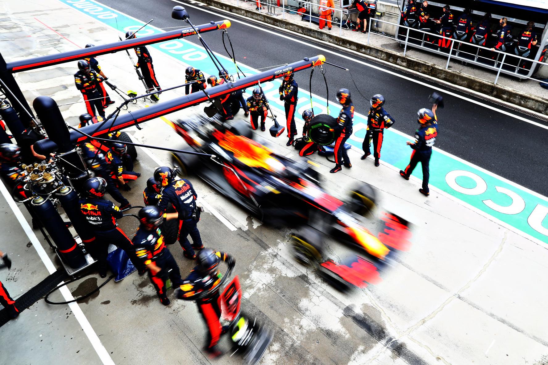 Hülkenberg y Pérez son opción para Red Bull en 2021