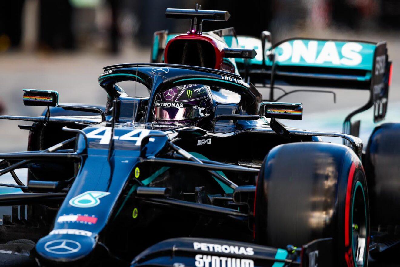 Lewis Hamilton iguala el récord de victorias de Michael Schumacher