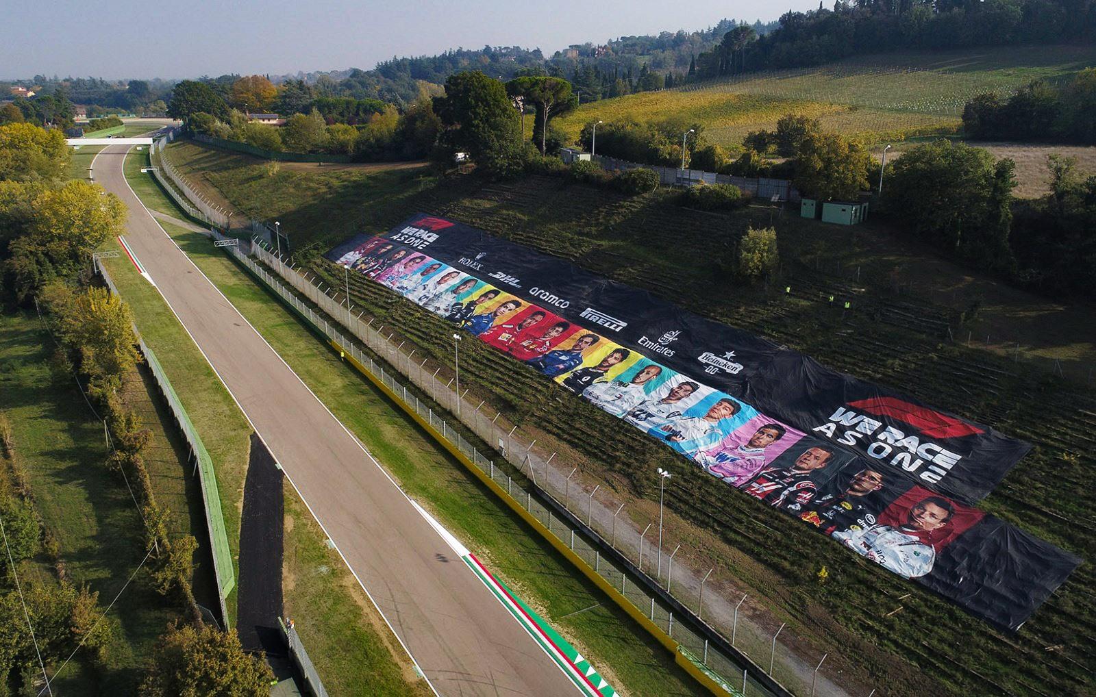 El Gran Premio en Imola se llevará a cabo a puerta cerrada