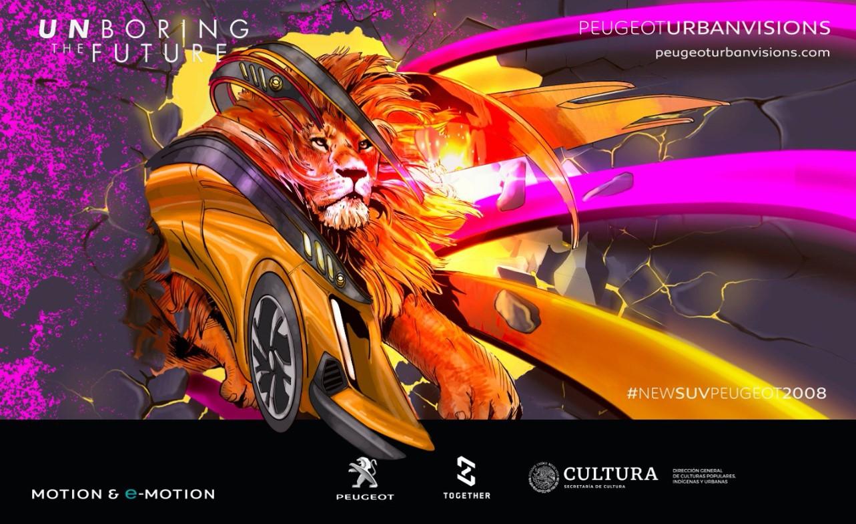 Peugeot Urban Visions ya tiene ganadores, los artistas urbanos del país