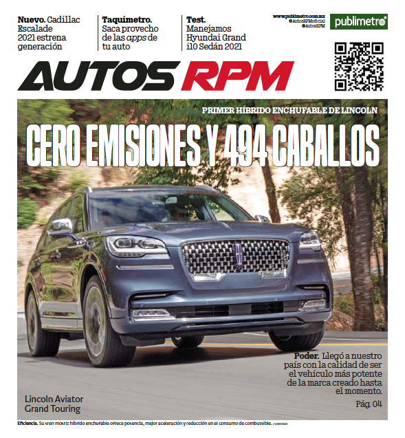 Suplemento Autos RPM 22 de octubre 2020